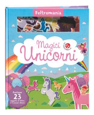 copertina Magici Unicorni