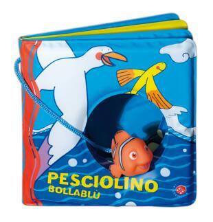 copertina Pesciolino Bollablu
