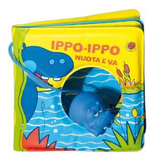 copertina Ippo Ippo nuota e va