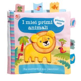 copertina i miei primi animali