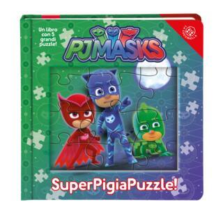 copertina SuperPigiaPuzzle