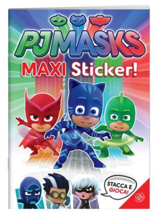 copertina Maxi sticker - PJ