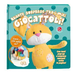 copertina Quante sorprese tra i miei giocattoli!