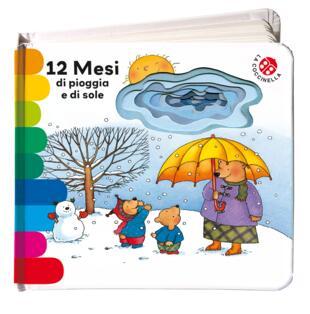 copertina 12 mesi di pioggia e di sole - deluxe