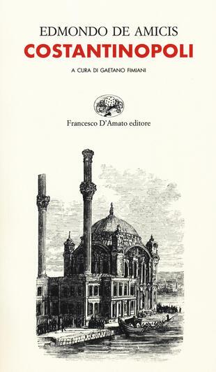 copertina Costantinopoli