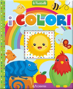 copertina I colori. Ediz. a colori