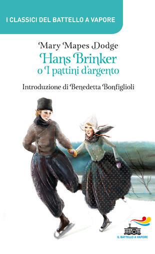 copertina Hans Brinker o I pattini d'argento