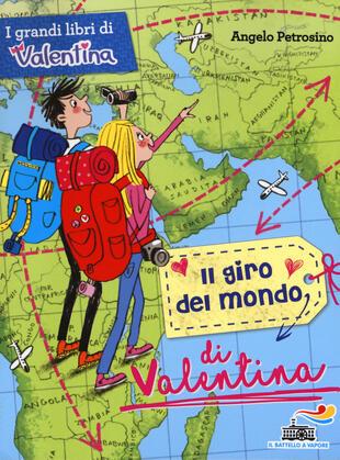 copertina Il giro del mondo di Valentina