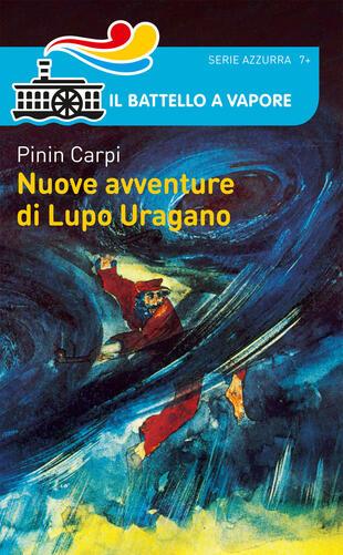 copertina Nuove avventure di Lupo Uragano