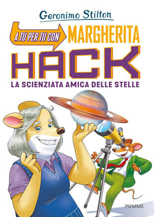 copertina A tu per tu con Margherita Hack. La scienziata amica delle stelle