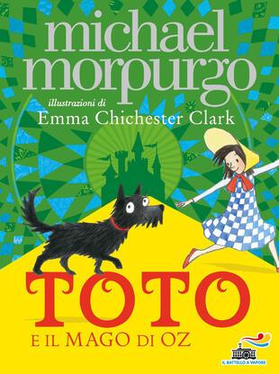 copertina Toto e il Mago di Oz