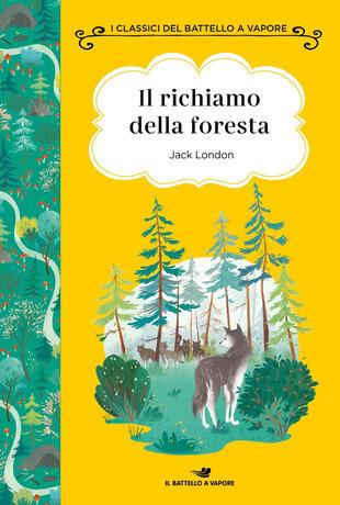 copertina Il richiamo della foresta