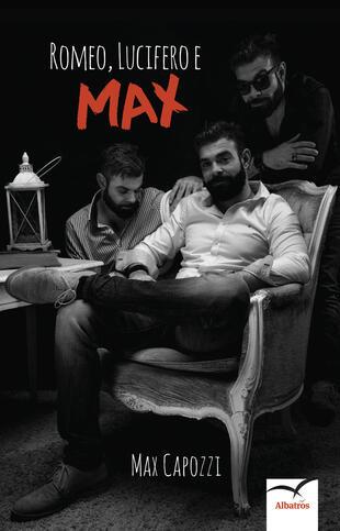copertina Romeo, Lucifero e Max