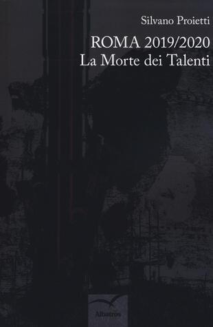 copertina Roma 2019/2020. La morte dei talenti