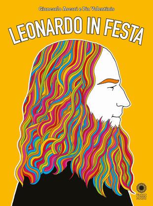 copertina Leonardo in festa