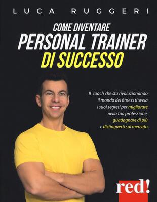 copertina Come diventare personal trainer di successo