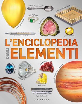 copertina L' enciclopedia degli elementi