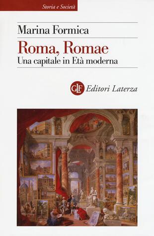 copertina Roma, Romae. Una capitale in Età moderna