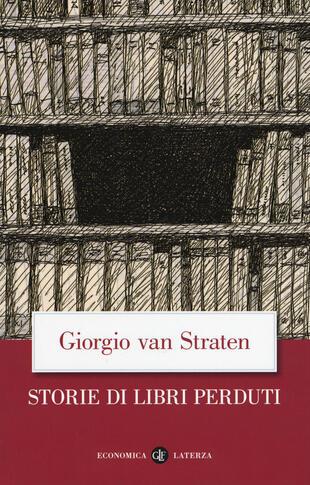 copertina Storie di libri perduti