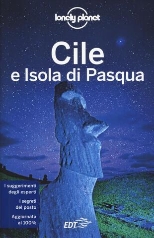 copertina Cile e Isola di Pasqua