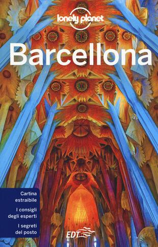 copertina Barcellona. Con carta