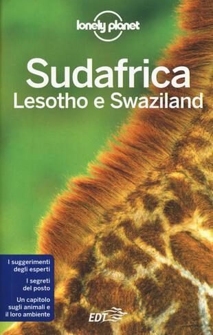 copertina Sudafrica, Lesotho e Swaziland