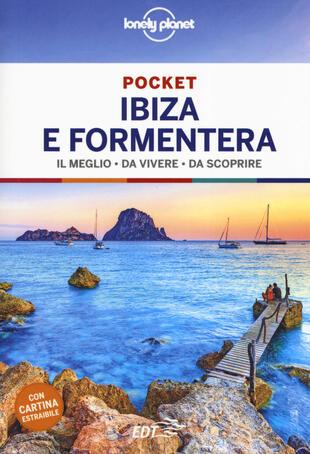 copertina Ibiza e Formentera. Con carta estraibile