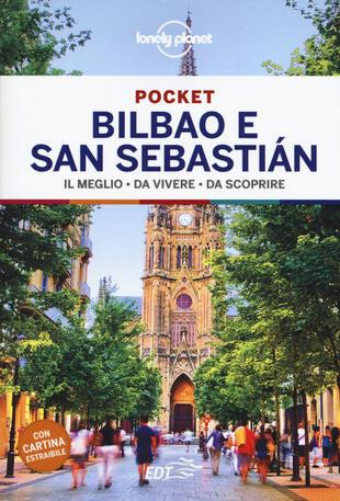 copertina Bilbao e San Sebastian. Con carta estraibile