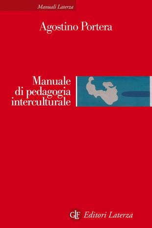 copertina Manuale di pedagogia interculturale