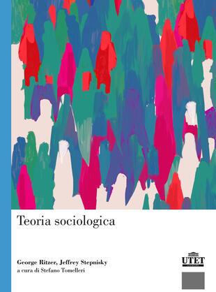 copertina Teoria sociologica
