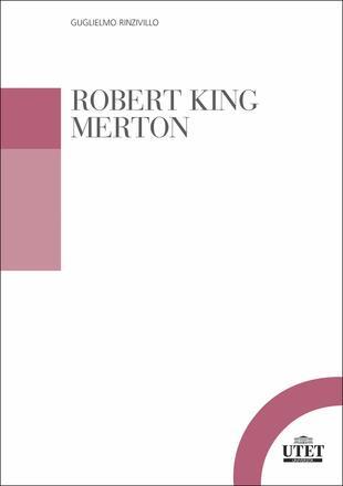 copertina Robert King Merton