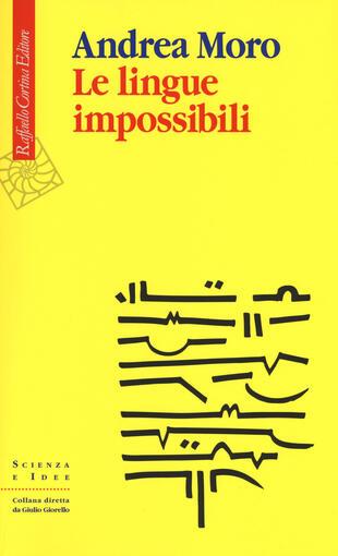 copertina Le lingue impossibili