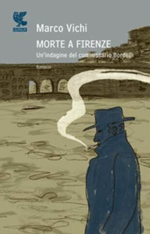 copertina Morte a Firenze