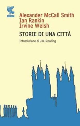 copertina Storie di una città