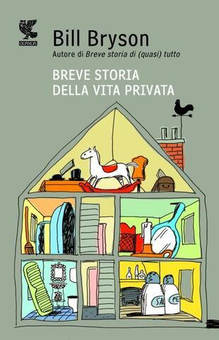 copertina Breve storia della vita privata