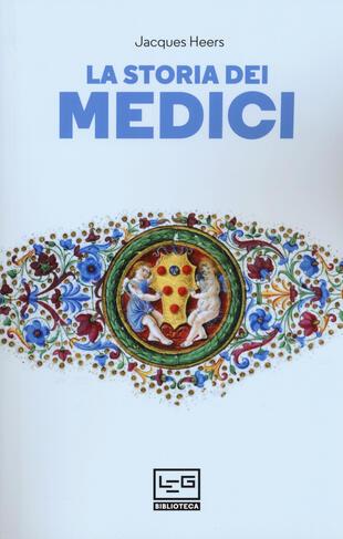 copertina La storia dei Medici