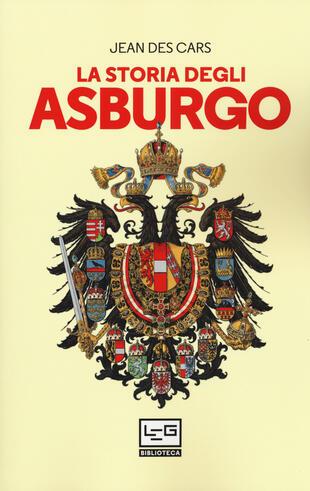 copertina La storia degli Asburgo