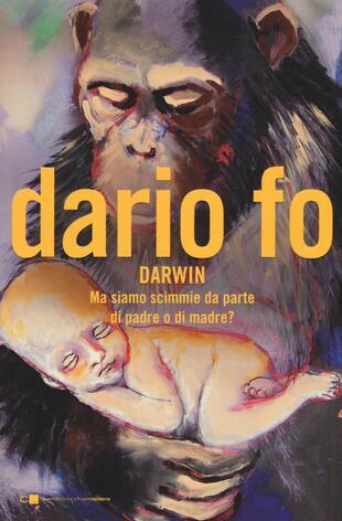 copertina Darwin