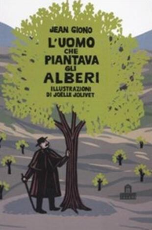 copertina L'uomo che piantava gli alberi