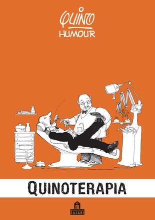 copertina Quinoterapia