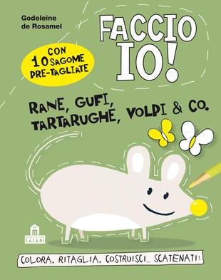 copertina Rane, gufi, tartarughe, volpi & co
