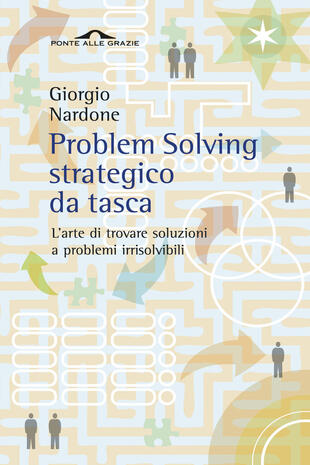 copertina Problem solving strategico da tasca