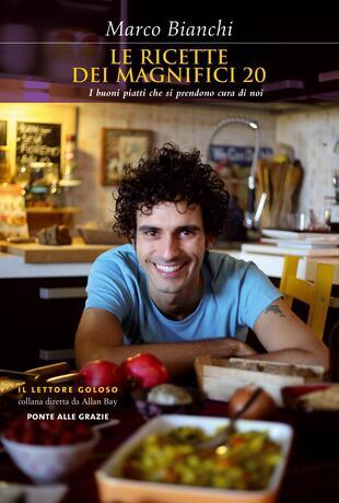 copertina Le ricette dei magnifici 20
