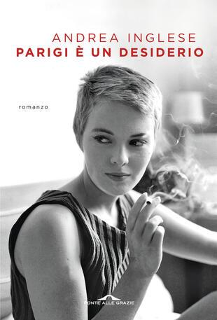 copertina Parigi è un desiderio