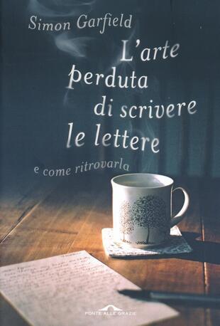 copertina L'arte perduta di scrivere le lettere