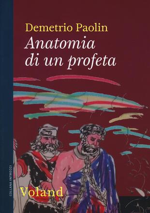 copertina Anatomia di un profeta