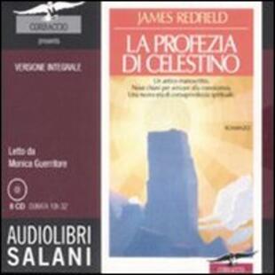 copertina La profezia di Celestino 8CD