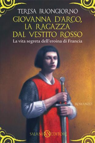 copertina Giovanna d'Arco, la ragazza dal vestito rosso