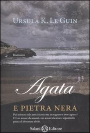 copertina Agata e pietra nera