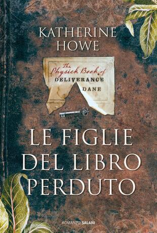 copertina Le figlie del libro perduto
